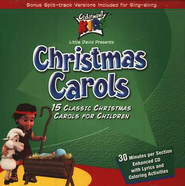 Christmas Carols, Compact Disc [CD]   -              By: Cedarmont Kids