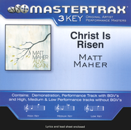 Christ Is Risen, Accompaniment CD   -     By: Matt Maher