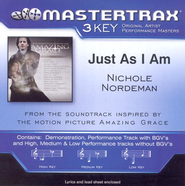 Just As I Am, Accompaniment CD   -     By: Nichole Nordeman