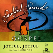 Joyful, Joyful, Accompaniment CD   -