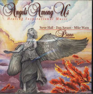Angels Among Us, Compact Disc [CD]   -     By: Steve Hall