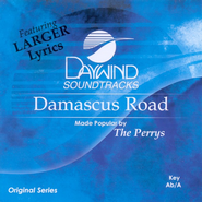 Damascus Road, Accompaniment CD   -     By: The Perrys