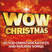 WOW Christmas (Red) CD  -