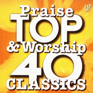 Top 40 Praise & Worship Classics, 3 CDs   -              By: Maranatha! Praise Band