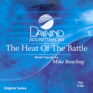 Heat Of The Battle, Accompaniment CD   -     By: Mike Bowling