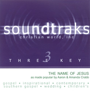 The Name Of Jesus, Accompaniment CD   -              By: Aaron Crabb, Amanda Crabb