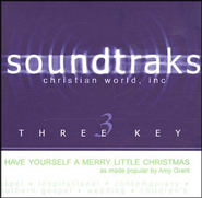 Have Yourself A Merry Little Christmas, Accompaniment CD   -     By: Amy Grant