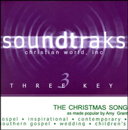 The Christmas Song, Accompaniment CD   -     By: Amy Grant