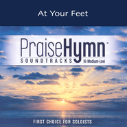 At Your Feet, Accompaniment CD   -     By: Casting Crowns