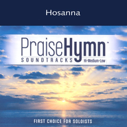 Hosanna, Accompaniment CD   -     By: Selah