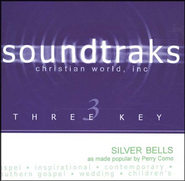 Silver Bells, Accompaniment CD   -              By: Perry Como, Andy Williams