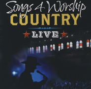 Country Live: Songs 4 Worship   -