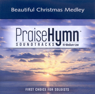 Beautiful Christmas Medley, Accompaniment CD   -