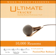 10,000 Reasons Acc, CD  -              By: Matt Redman