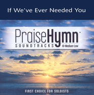 If We've Ever Needed You, Accompaniment CD   -              By: Casting Crowns