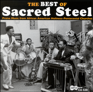 The Best of Sacred Steel CD   -     By: Various Artists