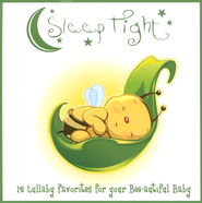 Sleep Tight: 12 Lullaby Favorites for Your Bee-autiful Baby CD   -