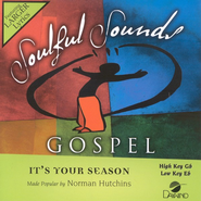 It's Your Season, Accompaniment CD   -     By: Norman Hutchins