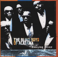 Amazing Grace CD   -     By: The Blind Boys of Alabama