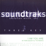 I Am You Are, Accompaniment CD   -     By: The Martins