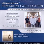 Songs From Casting Crowns, Volume 1, Accompaniment CD   -     By: Casting Crowns