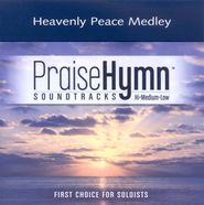 Heavenly Peace Medley, Accompaniment CD   -