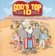 God's Top 10, Compact Disc [CD]  -