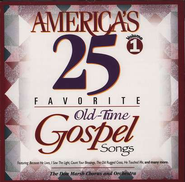 America's 25 Favorite Old-Time Gospel Songs, Volume 1 CD   -     By: Various Artists