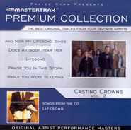 Songs from Casting Crowns, Volume 2, Accompaniment CD   -     By: Casting Crowns