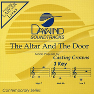 The Altar and the Door, Accompaniment CD   -     By: Casting Crowns