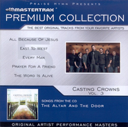 Songs from Casting Crowns, Volume 3, Accompaniment CD   -     By: Casting Crowns