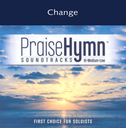 Change, Accompaniment CD   -     By: Carrie Underwood