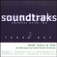What Child Is This, Accompaniment CD   -     By: Candy Hemphill-Christmas