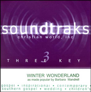 Winter Wonderland, Accompaniment CD   -     By: Barbara Mandrell