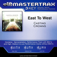 East to West, Accompaniment CD   -     By: Casting Crowns