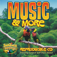 Music & More Classroom CD  -