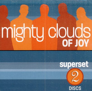 Superset, Compact Disc [CD]   -     By: The Mighty Clouds of Joy