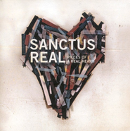 Pieces Of A Real Heart CD   -     By: Sanctus Real