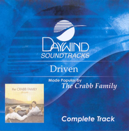 Driven, Complete CD Tracks   -     By: The Crabb Family