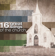16 Great Songs of the Church CD   -