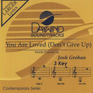 You Are Loved, Accompaniment CD   -     By: Josh Groban