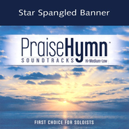 Star Spangled Banner, Accompaniment CD   -