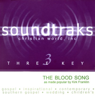 The Blood Song, Accompaniment CD   -     By: Kirk Franklin