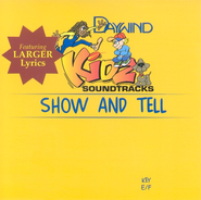 Show And Tell, Accompaniment CD   -