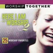 Here I Am To Worship  [Music Download] -     By: Phillips Craig & Dean