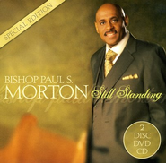 Still Standing (Deluxe CD/DVD)   -     By: Bishop Paul S. Morton