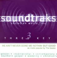 He Ain'T Never Done Me Nothin' But Good  [Music Download] -     By: The Isaacs