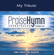 My Tribute, Accompaniment CD   -              By: Sandi Patty