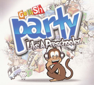 Party Like A Preschooler CD   -     By: Go Fish