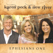 Ephesians One CD   -     By: Karen Peck & New River